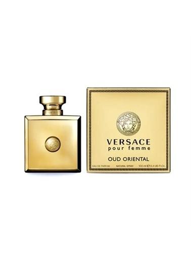 Versace Oud Oriental Pour Femme Edp 100 Ml Kadın Parfüm Renksiz